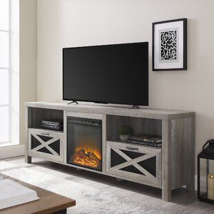 Laurel Foundry Modern Farmhouse Leisa Tv Stand Fireplace For Tvs
