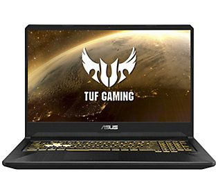 Asus Tuf 17 3 Gaming Laptop Amd Ryzen 16gb Ram 512gb Ssd Qvc Com In 2020 Gaming Laptops Asus Best Gaming Laptop