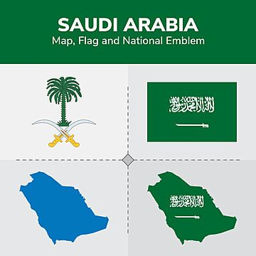 خريطة السعودية العلم والشعار الوطني اليوم الوطني السعودي اليوم الوطني السعودي اليوم الوطني السعودي القارات البلدان Png والمتجهات للتحميل مجانا Gaming Wallpapers Map Flag