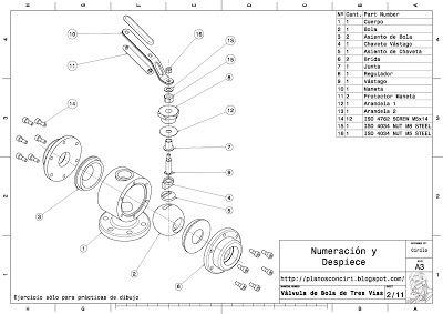 Planos Con Ciri Diseno Mecanico Dibujo Mecanico Disenos De Unas