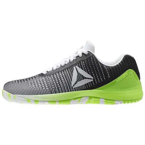 Reebok Crossfit Nano 7 Weave - White   Black Solar Green 11 ... 09d7e39df