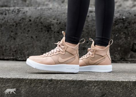 Image result for Nike Air Force 1 UltraForce Mid Women's