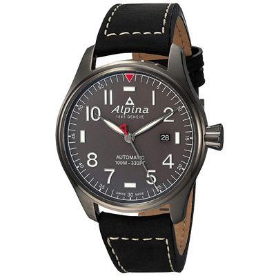 Alpina Geneve Startimer Pilot Al 525g4ts6 Mens Watch Automatic Watches For Men Watches For Men Swiss Automatic Watches