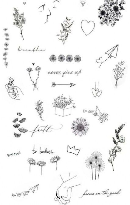 Super Tattoo Small Cute Ideas Tatoo Ideas Symbolic Tattoos Tiny Tattoos Mini Tattoos