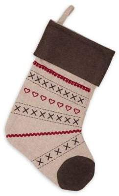 Bed Bath And Beyond Christmas Stockings.Bed Bath Beyond Vhc Brands Merry Little Christmas Stocking