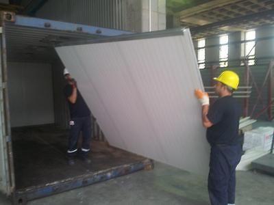 Garage Kit Office Kit 20/' Shipping Container Conversion Kit Cabin Kit
