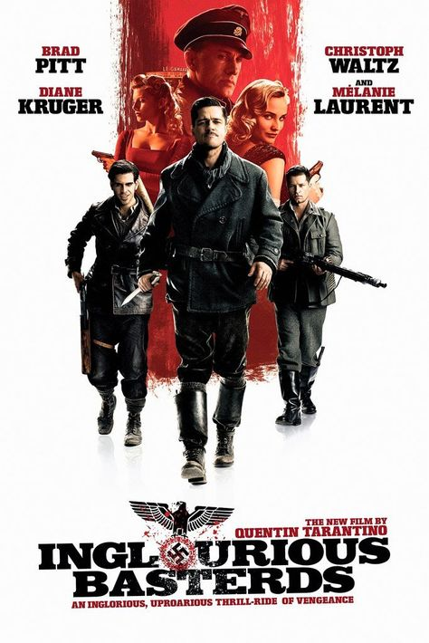Inglourious Basterds (2009) Poster