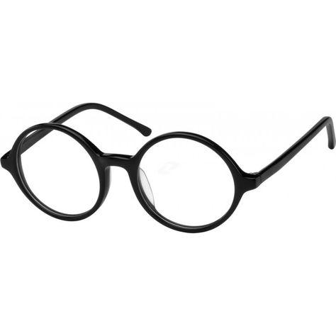 abfdcc89653 Black Round Glasses  830021