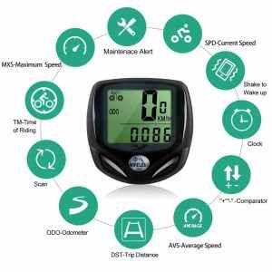 Top 5 Best Bike Speedometers 2020 Review Bicycle Speedometer