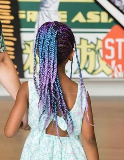 Mermaid Hair Little Girl Hairstyles Mermaid Hair Hair Styles