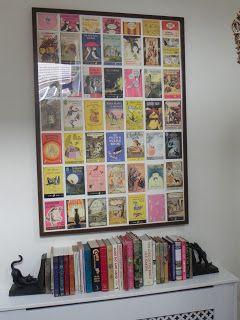 Organization + DIY | Pinterest | Postcard wall, Organisations and  Repurposing