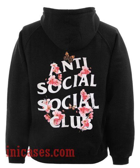 Anti Social Social Club Kkoch Hoodie Pullover Anti Social Social Club Anti Social Hoodies