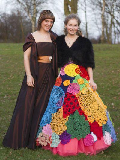 17 Best images about Worst prom dress fails on Pinterest | Rainbow ...