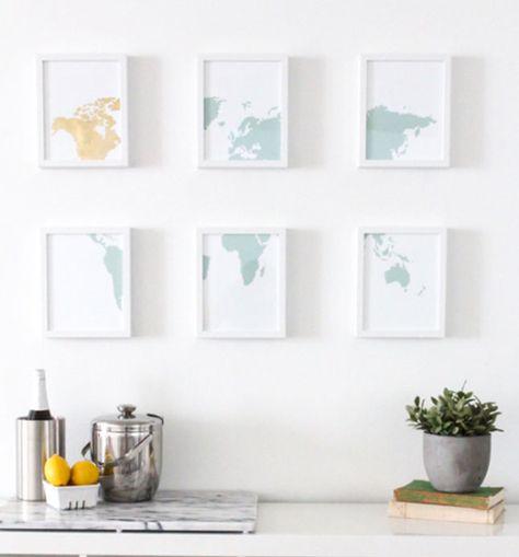 Creatieve Decoratie Ideeen.10 Creatieve Muurdecoratie Ideeen Doe Het Zelf Wanddecoraties