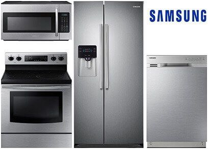 Samsung Kitchen Appliance Bundle . 9 Pretty Samsung Kitchen ...