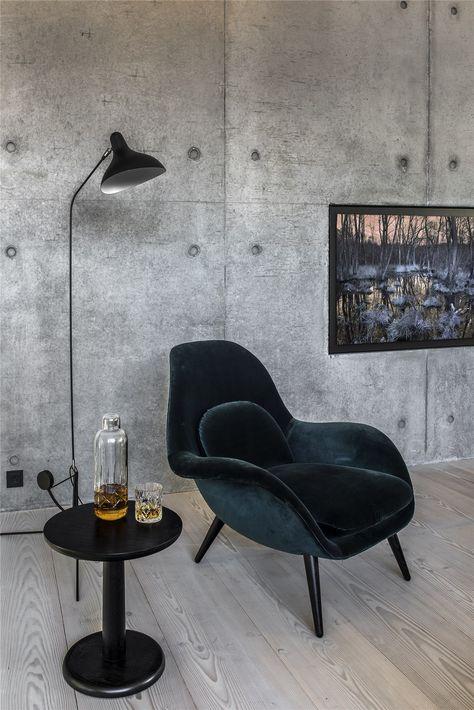 Scandinavian Modern Design CHAIRS, FREDERICIA, SPACE