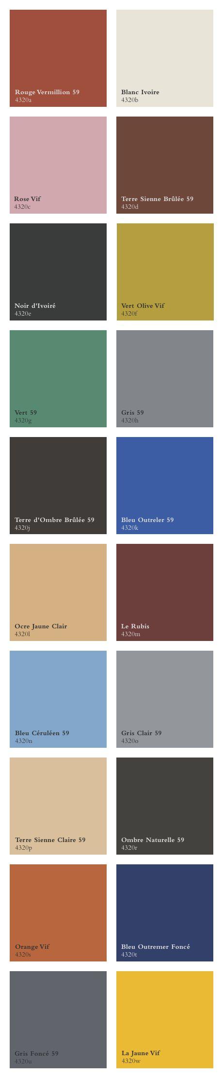 22 best images about color – Sample Rgb Color Chart