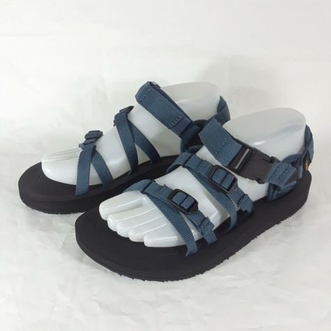 Jun Men Slippers Summer Leisure Slippers Strap Buckle Fisherman Sandals Comfy Shoes