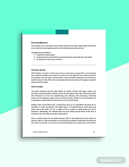 Product Research Report Template Word Doc Apple Mac Pages Google Docs Report Template Progress Report Template Research Report