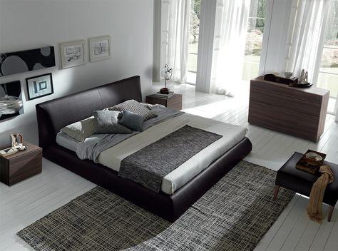 Camere Da Letto Rossetto.Coco Italian Platform Bed By Rossetto 1 695 00 Camera Da