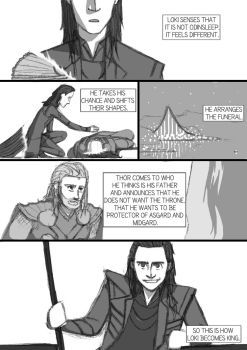 After Thor TDW - comic-fanfic - page 2 by DKettchen | Loki