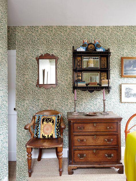 How to do a contemporary Arts & Crafts interior