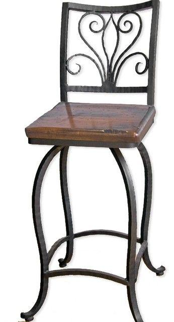 Fine Rod Iron Bar Stools With Regard To House Furniture Customarchery Wood Chair Design Ideas Customarcherynet