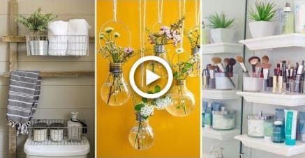 Diy Room Decor 2018 Top 20 Simple Crafts Life Hacks X1f525 5