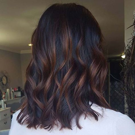 Pin By Teresa Anderson On New Hair Brown Hair With Highlights Brown Hair Balayage Hair Highlights