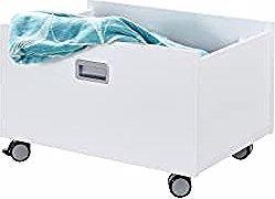 Paidi Rollbox Mit Deckel Fiona Weiss 65 Cm 41 Cm 47 Cm