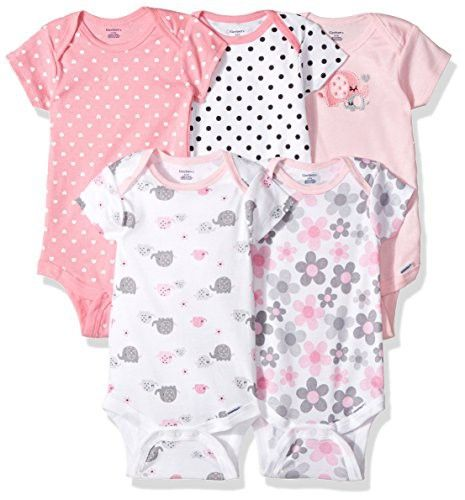 Gerber Baby Girls Infant-and-Toddler-Hoodies
