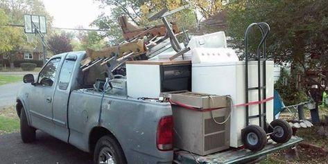 Junk Removal In Spring Valley Nv Hauling Trash Debris Furniture Appliance Junk Pickup Junk Removal Scrap Metal Removal Junk Removal Service