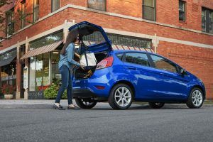 2018 Ford Fiesta Body Styles And Trim Levels Ford Fiesta Ford 2019 Ford