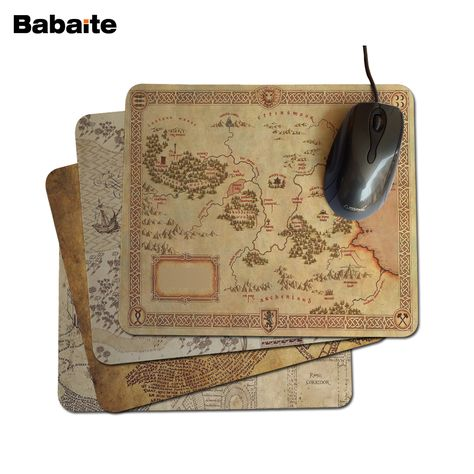 Babaite Top Fashion New Tapis De Souris Alfombrilla Raton Mousepad