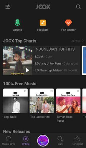 Cara Mendownload Lagu Di Joox Gratis Tanpa Vip Lagu Aplikasi Musik