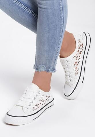 Biale Trampki Dweller Shoes Converse Sneaker Converse