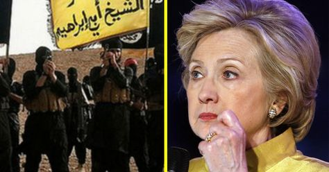 Terrorism linked directly to Hillary Clinton!