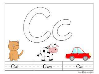 أقوى الطرق في تعليم الاطفال حرف C مع كلمات و قواعد نطق حرف C سي Preschool Alphabet Baby Mobile