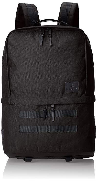 28b879e981f8 Snow Peak Day Camp System Backpack, Black, One Size Review ...