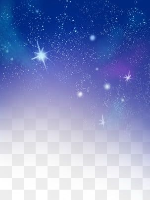 Fantasy Starry Sky Starry Sky Space Dream Png Transparent Clipart Image And Psd File For Free Download Starry Sky Blue Sky Background Aurora Sky