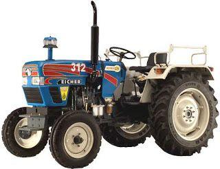 Tractor Farmtrac 45 Features DI, 4 Stroke Diesel Engine HP Range (45