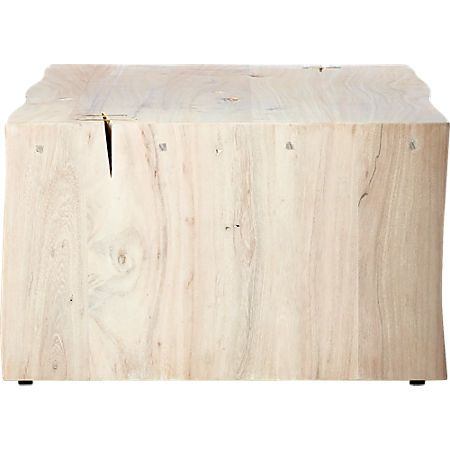 Blanche Bleached Acacia Coffee Table Reviews Coffee Table