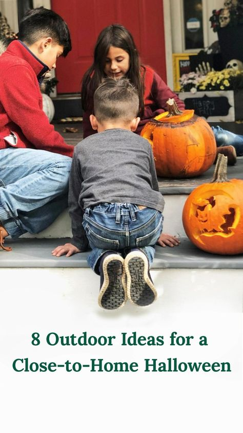 Celebrate Halloween with games, snacks and activities that can be enjoyed safely in your backyard. Learn More