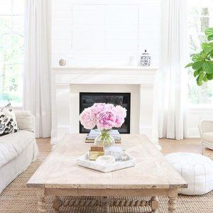 Wisteria Barley Twist Coffee Table Living Room Inspiration