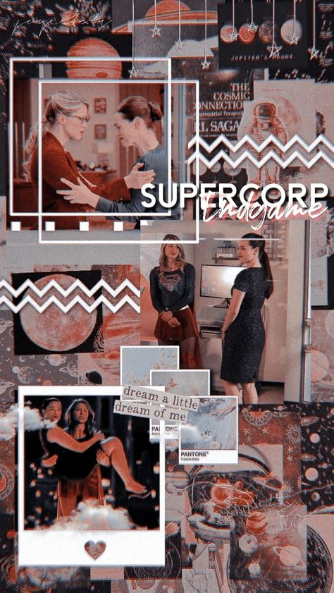 Supercorp wallpaper
