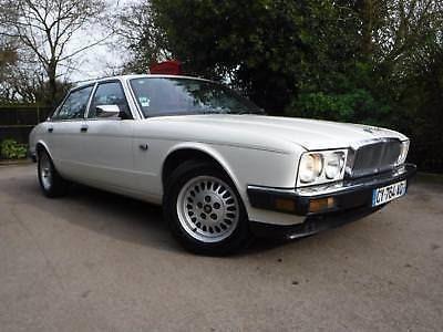 Ebay Jaguar Xj 2 9 Xj40 Xj6 4dr Lhd 1989 F Reg Saloon 97k