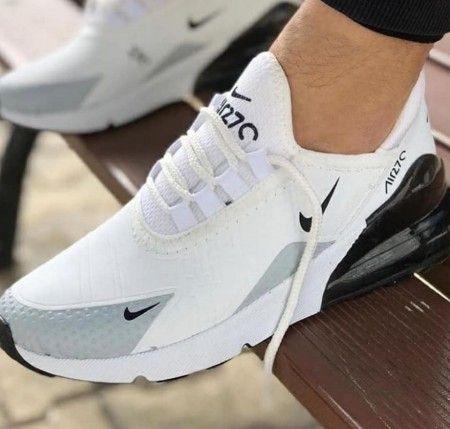 Nike Air 27C Alb | Nike, Nike air, Nike
