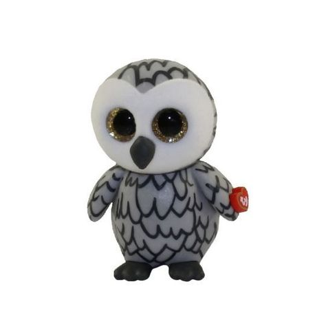 TY Beanie Boos Mini Boo Series 1 Collectible Figure SAMMY the Brown Owl 2 inch