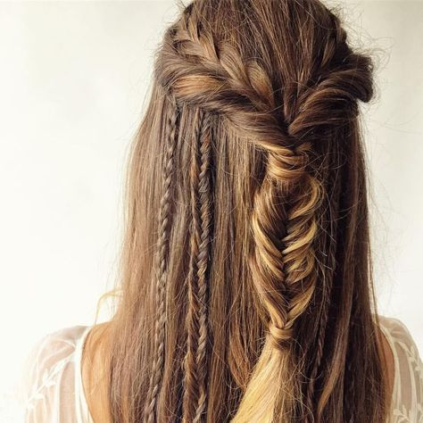 Its the first day of autumn. My favourite season. Heres a sneak peek of one of the hairstyles I cr