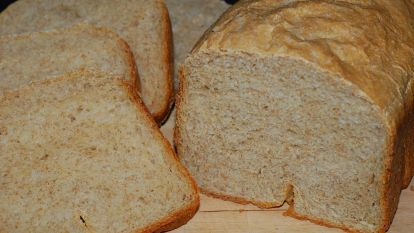 Bread Machine Wheat Germ Buttermilk Bread Recipe In 2020 Bread Machine Buttermilk Bread Wheat Germ Recipes
